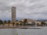 Det högsta huset i Puerto de Mazarrón