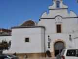 Extriörbild av Iglesis de la Purisima i Mazarrón.