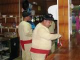 Mycket att göra i baren