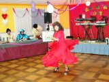 Dans efter prisutdelningen